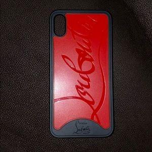Case iPhone XS Max Christian Louboutin original